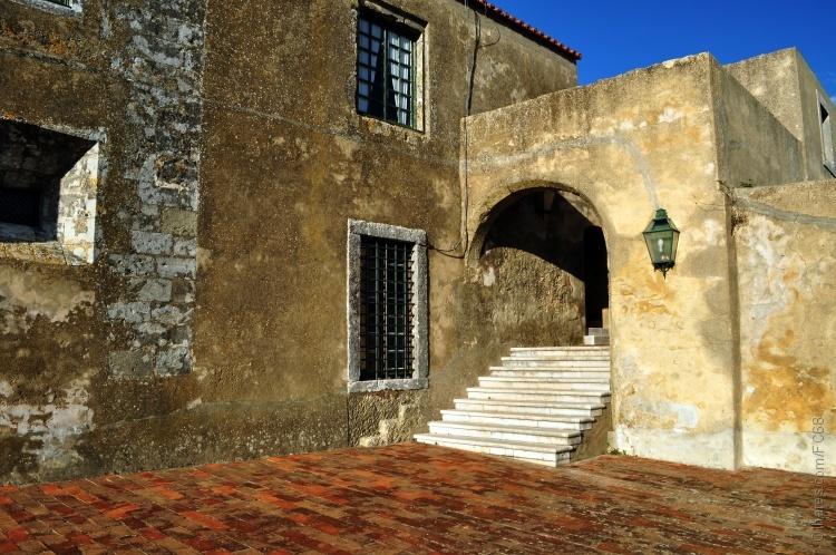Paisagem Urbana/Castelo de Palmela