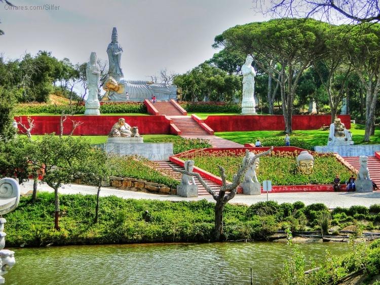 Jardim O Buddha Éden 15 Foto de Tansy  Olhares  Fotografia