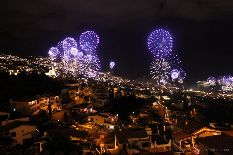 Espetáculos/Espetáculo piroténico na Madeira