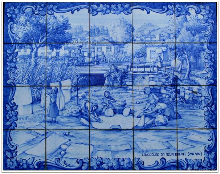 Outros/azulejos XVII