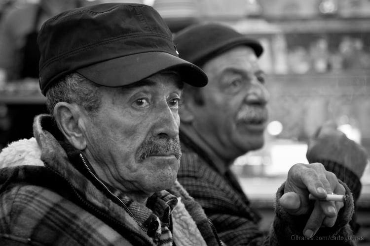 Retratos/Velhos hábitos #2