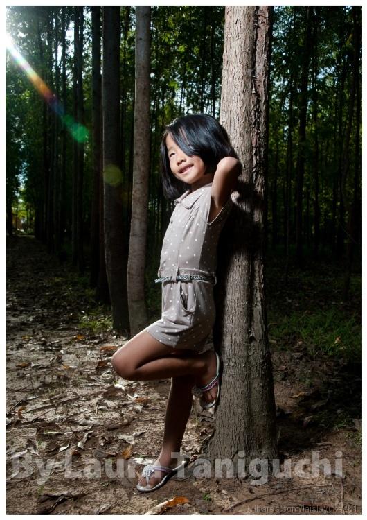 Retratos/inocencia