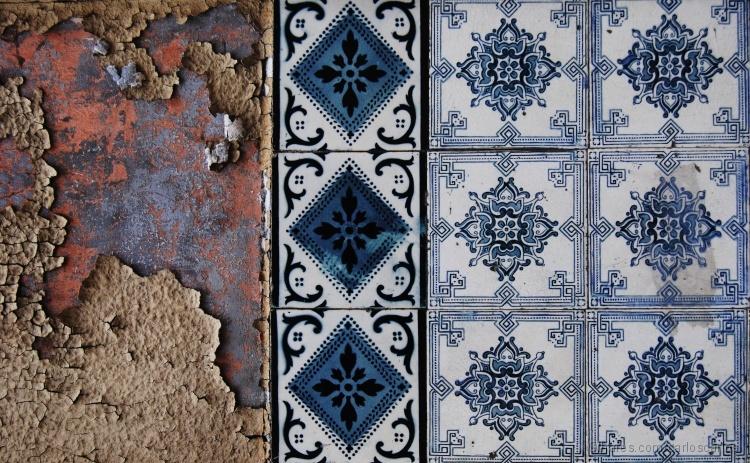 Paisagem Urbana/A falta de azulejos é uma seca