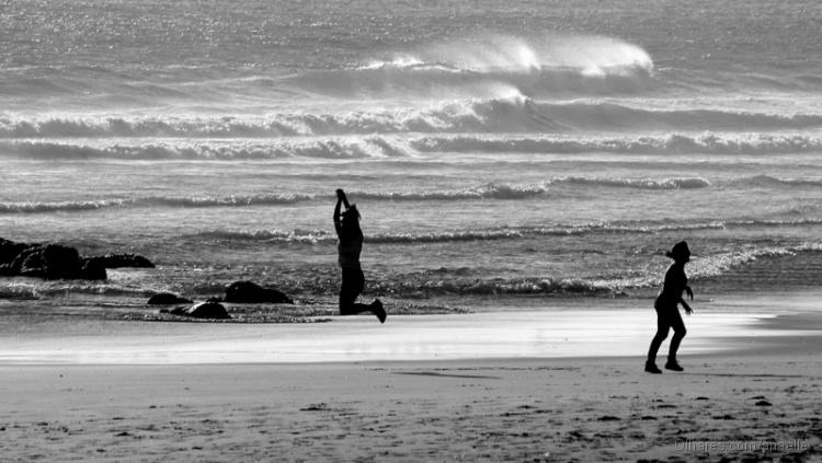 Gentes e Locais/Like the Waves...