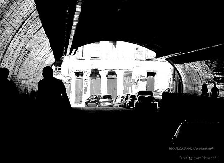 Paisagem Urbana/PROBLEMAS ??? Há sempre luz ao fundo do túnel
