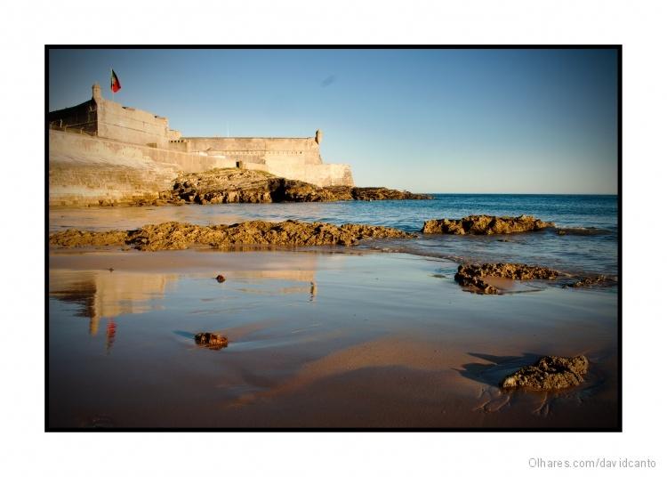 História/Castelo na Praia