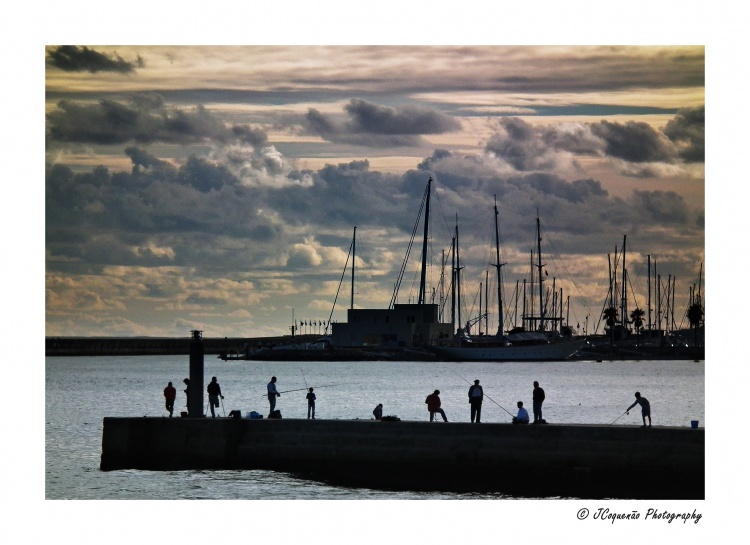 Gentes e Locais/Fishing positions
