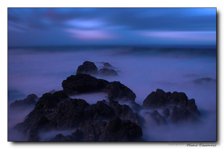 Paisagem Natural/Noite & Mar