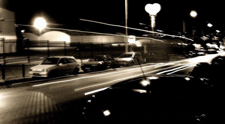 Paisagem Urbana/a vida passa a correr
