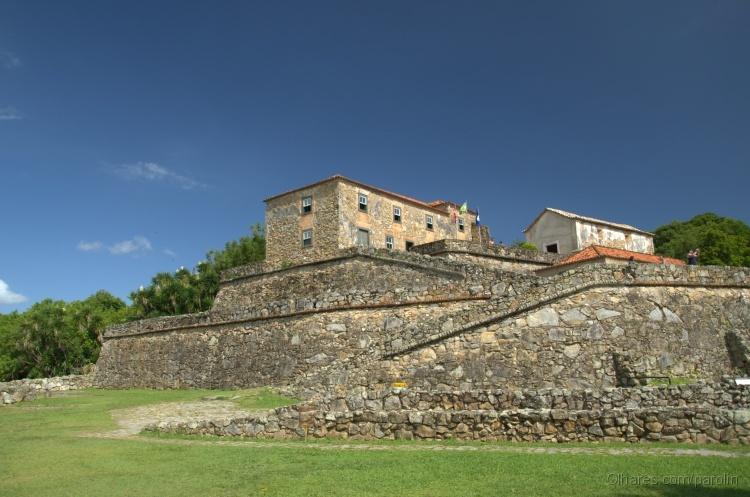 História/Fortaleza de São José da Ponta Grossa
