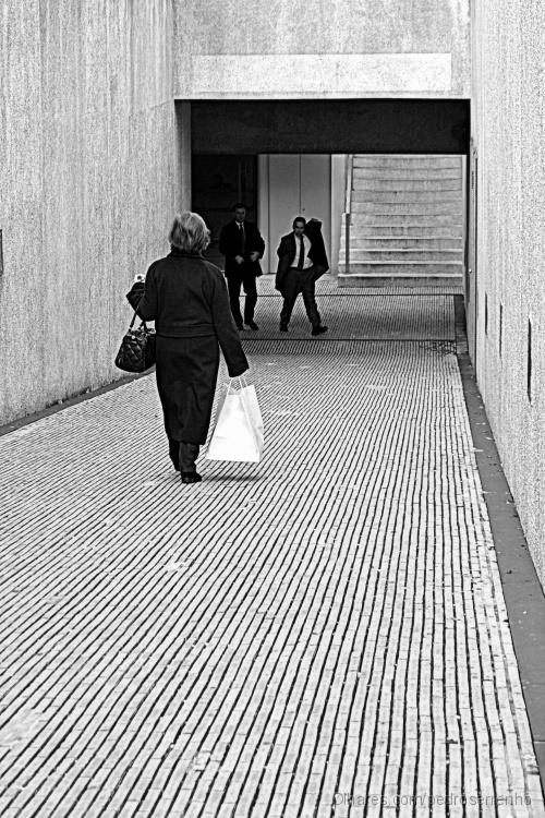 Paisagem Urbana/entrada/saida