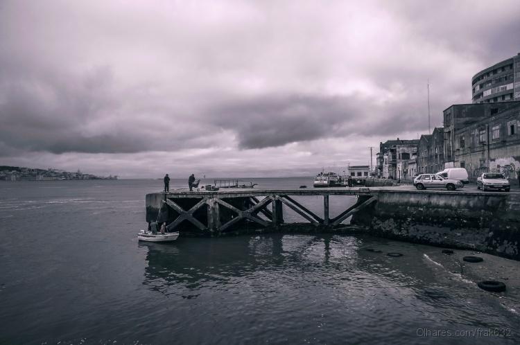 Paisagem Urbana/At The Edge Almada