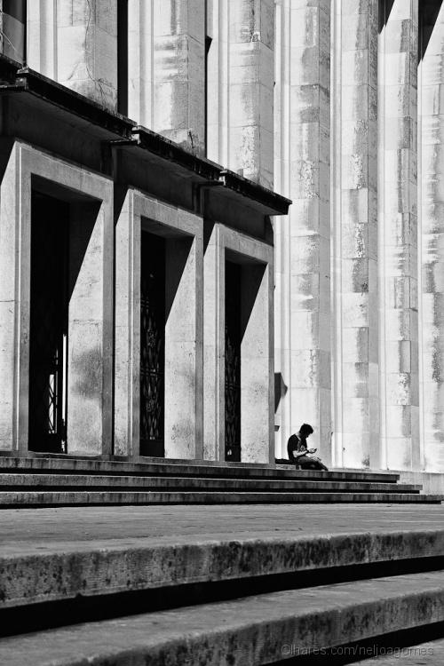 Paisagem Urbana/liberdade ilusória
