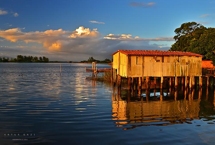 Paisagem Natural/Lagoa do Armazém