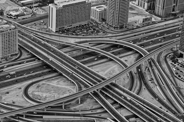 Paisagem Urbana/Nó rodoviário
