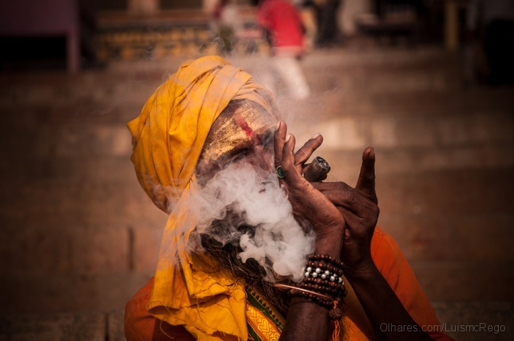 Gentes e Locais/Varanasi