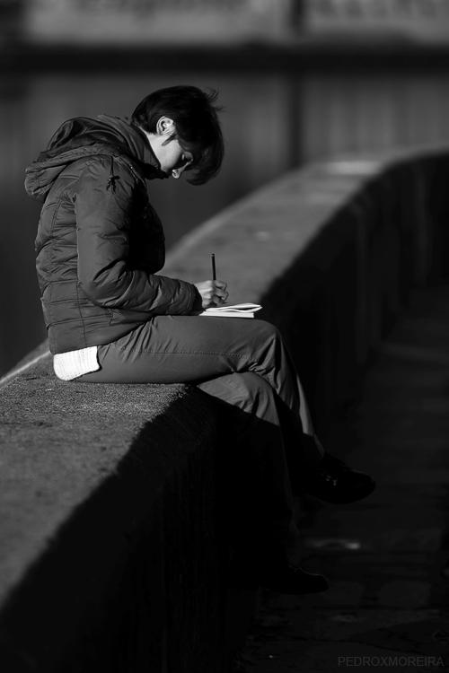 Paisagem Urbana/Querido diário