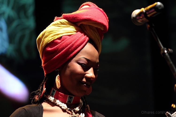 Espetáculos/Fatoumata Diawara
