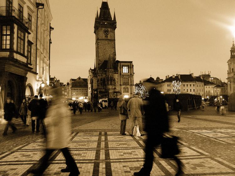 Paisagem Urbana/luz lunar