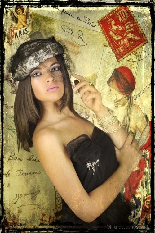 Moda/vintage hat III