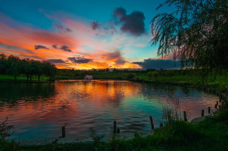 Gentes e Locais/Quando o céu e a terra mudam de lugar II