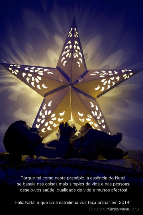 """História/Feliz Natal aos que almejam sempre """"o"""" olhar!"""