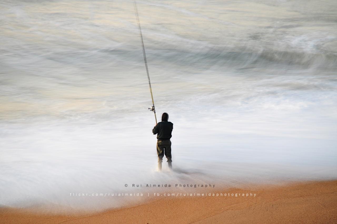 Paisagem Natural/O pescador de água