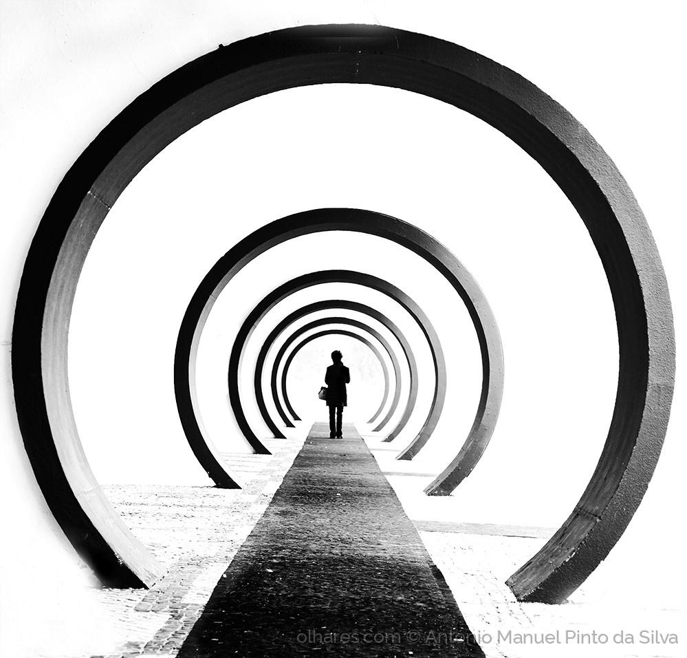 Paisagem Urbana/o tunel do tempo