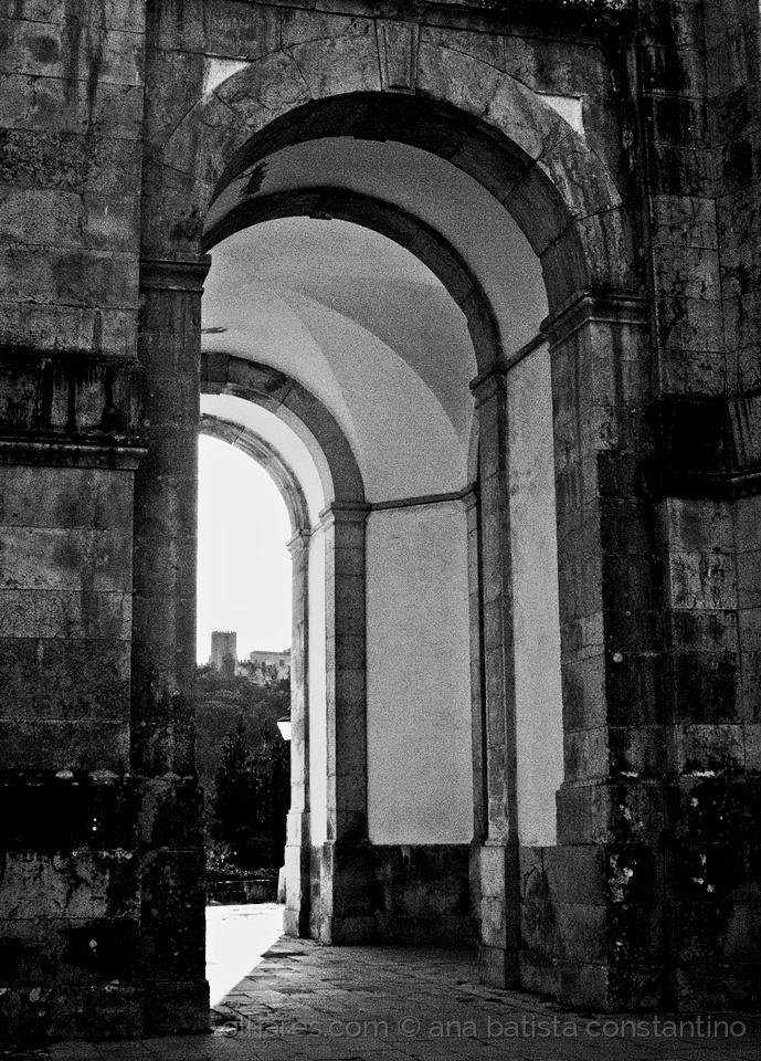 História/Arcada do Santuário