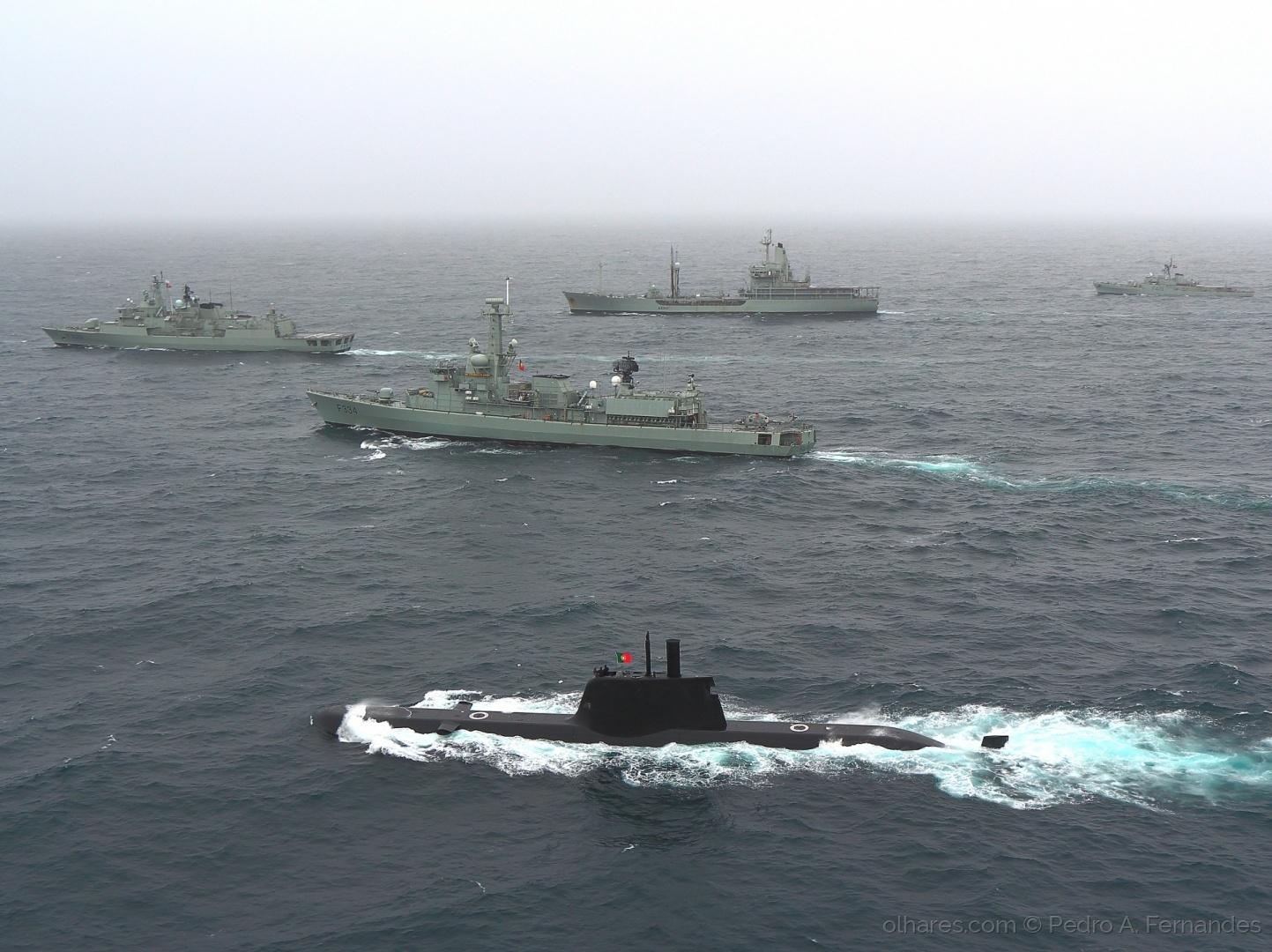 Fotojornalismo/Marinha