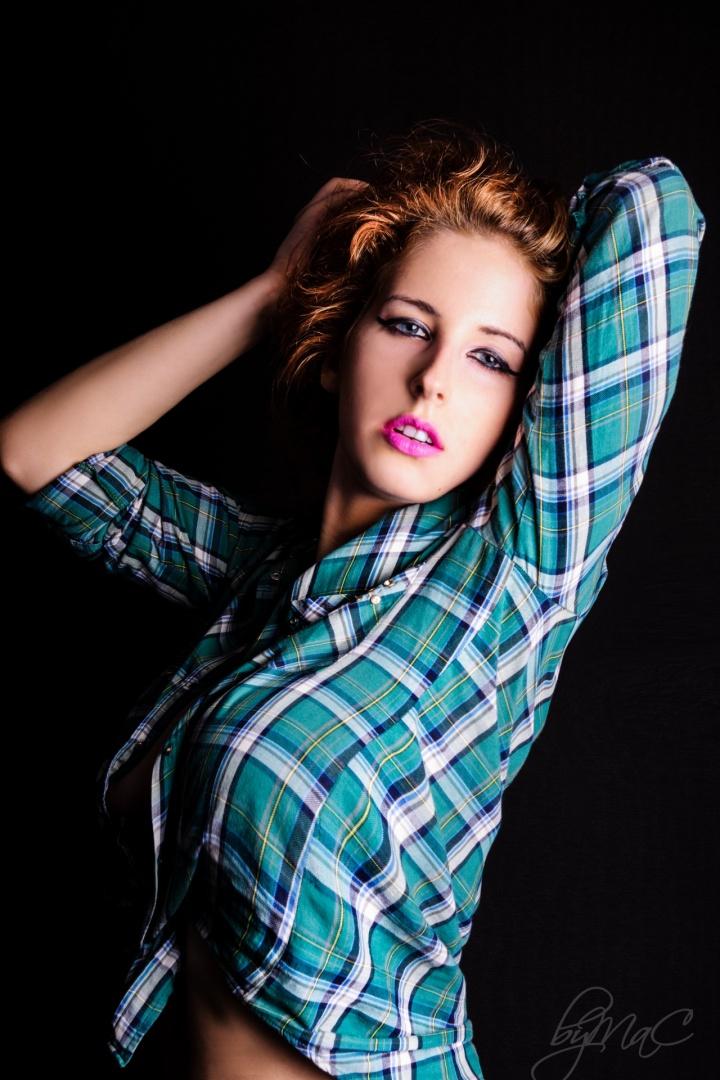 Retratos/Country Girl