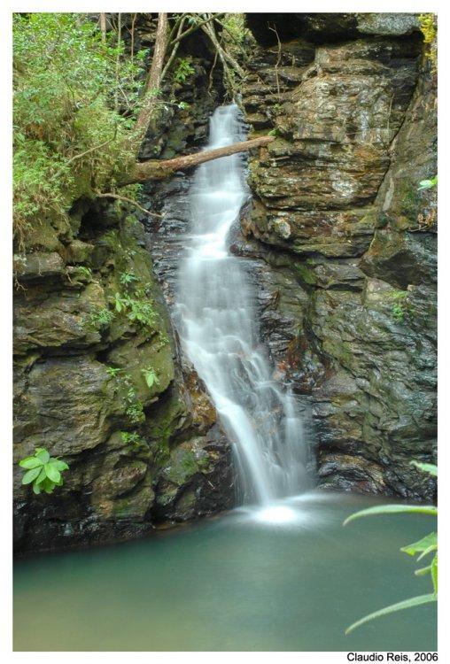 Paisagem Natural/Cachoeira do Paredão