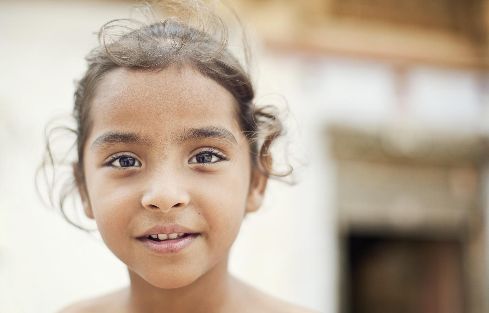 Gentes e Locais/menina indiana