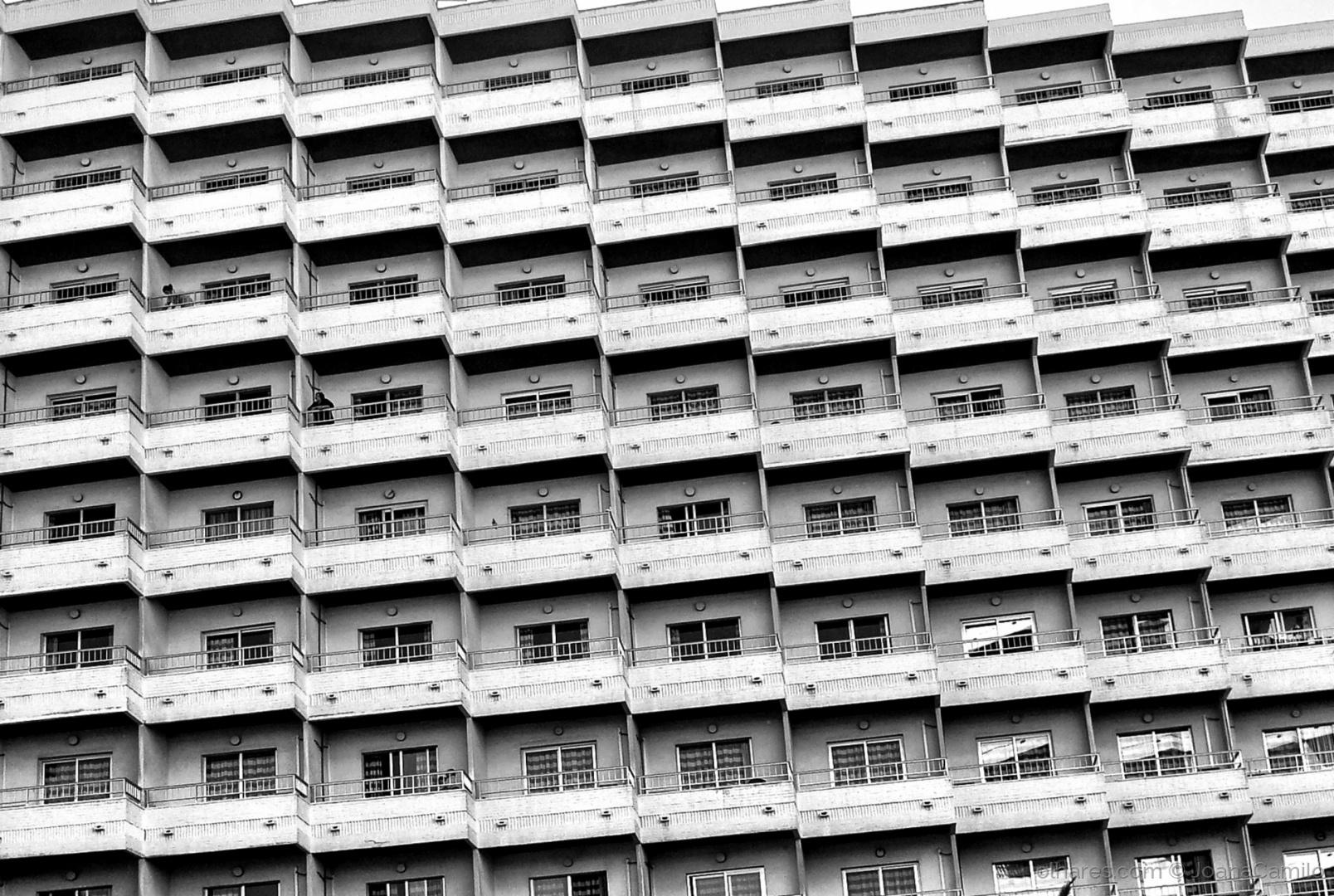 Abstrato/Varandas de Torremolinos