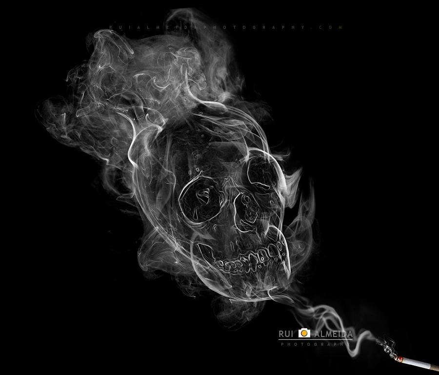 Arte Digital/O fumo venenoso