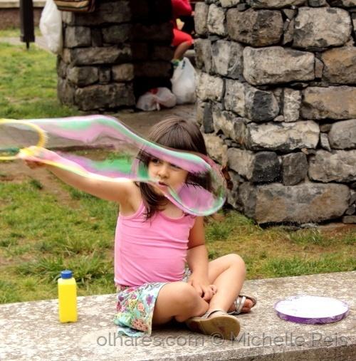 Gentes e Locais/Child magic!
