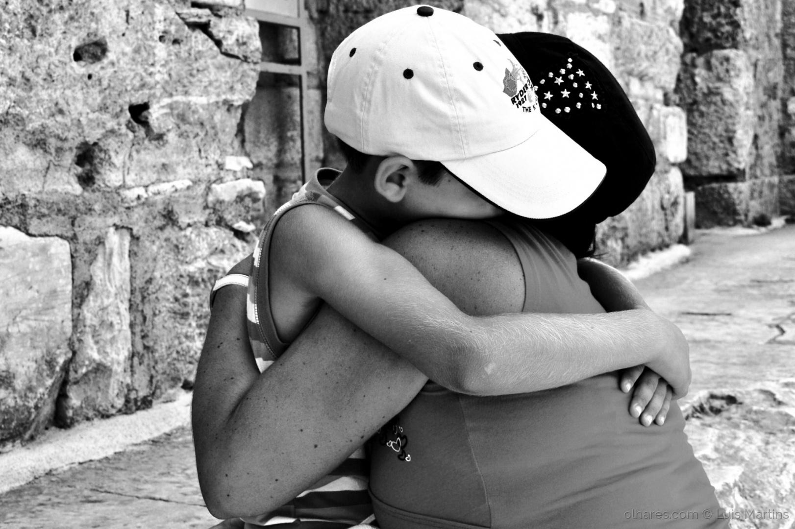 Retratos/O melhor abraço do mundo