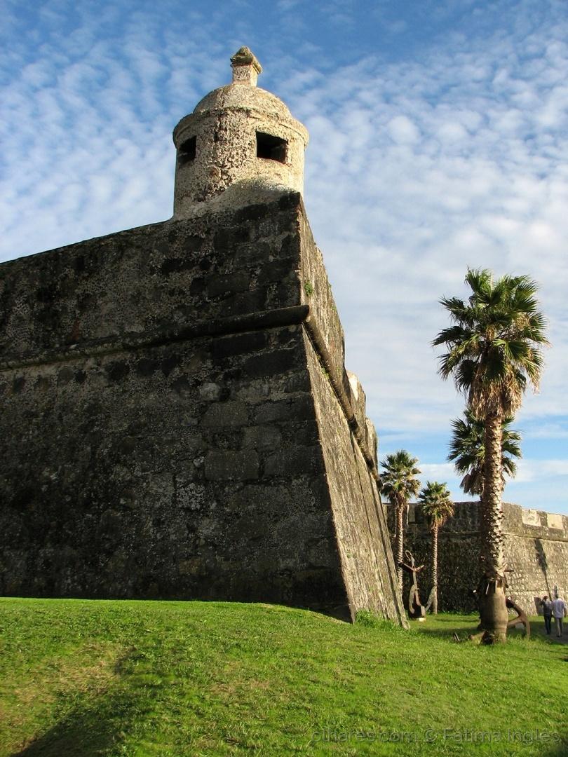 História/Forte São Brás ( Ponta Delgada ) Açores