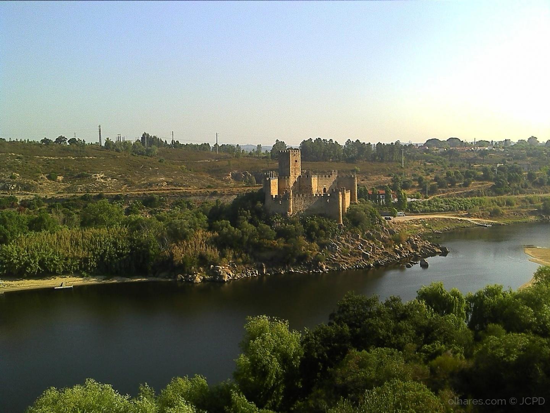 Paisagem Natural/Castelo de Almourol