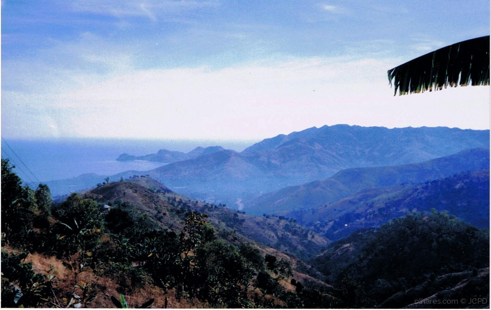 Paisagem Natural/Montanhas de Timor