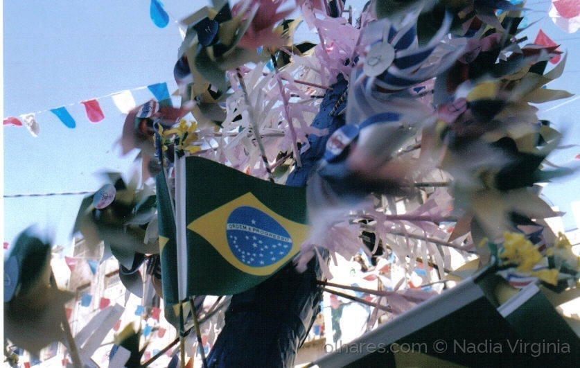 Paisagem Urbana/2 de Julho: brasileiros corações baianos