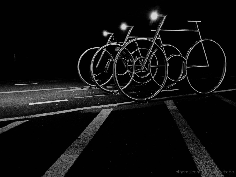 Paisagem Urbana/biciletas