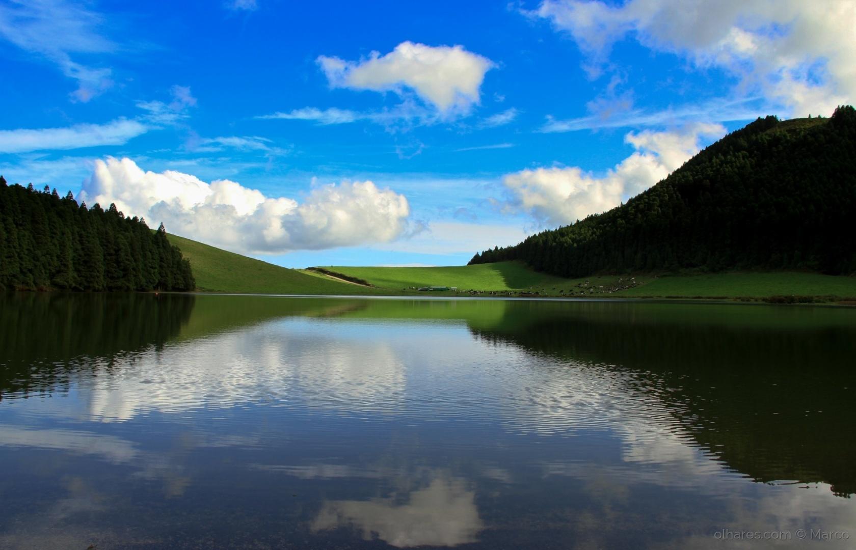 Paisagem Natural/Lagoa de São Brás - São Miguel