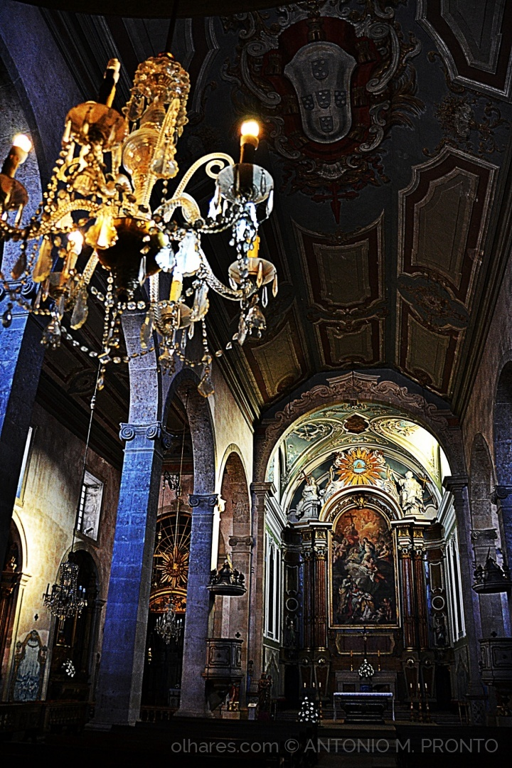 História/Igreja S. Julião - Setubal (LER)