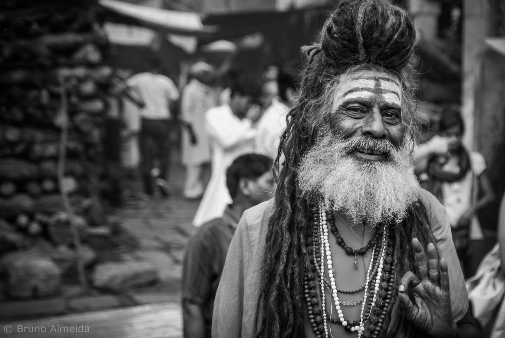Gentes e Locais/Holy men