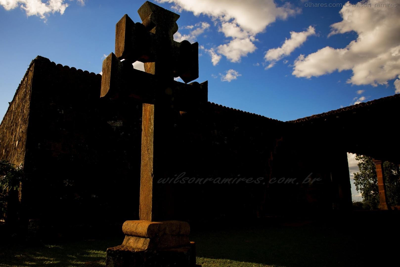 Paisagem Natural/São Miguel das Missões - Cruz Missioneira