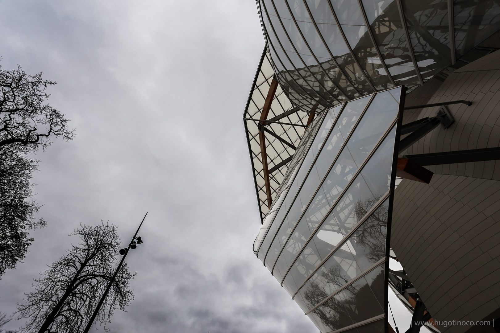 Paisagem Urbana/Fondation Louis Vuitton