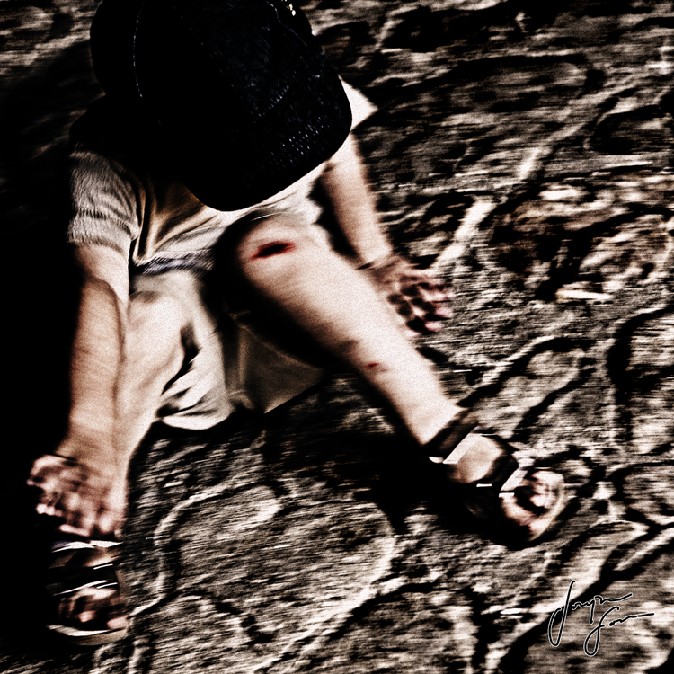 Arte Digital/Wounded Child