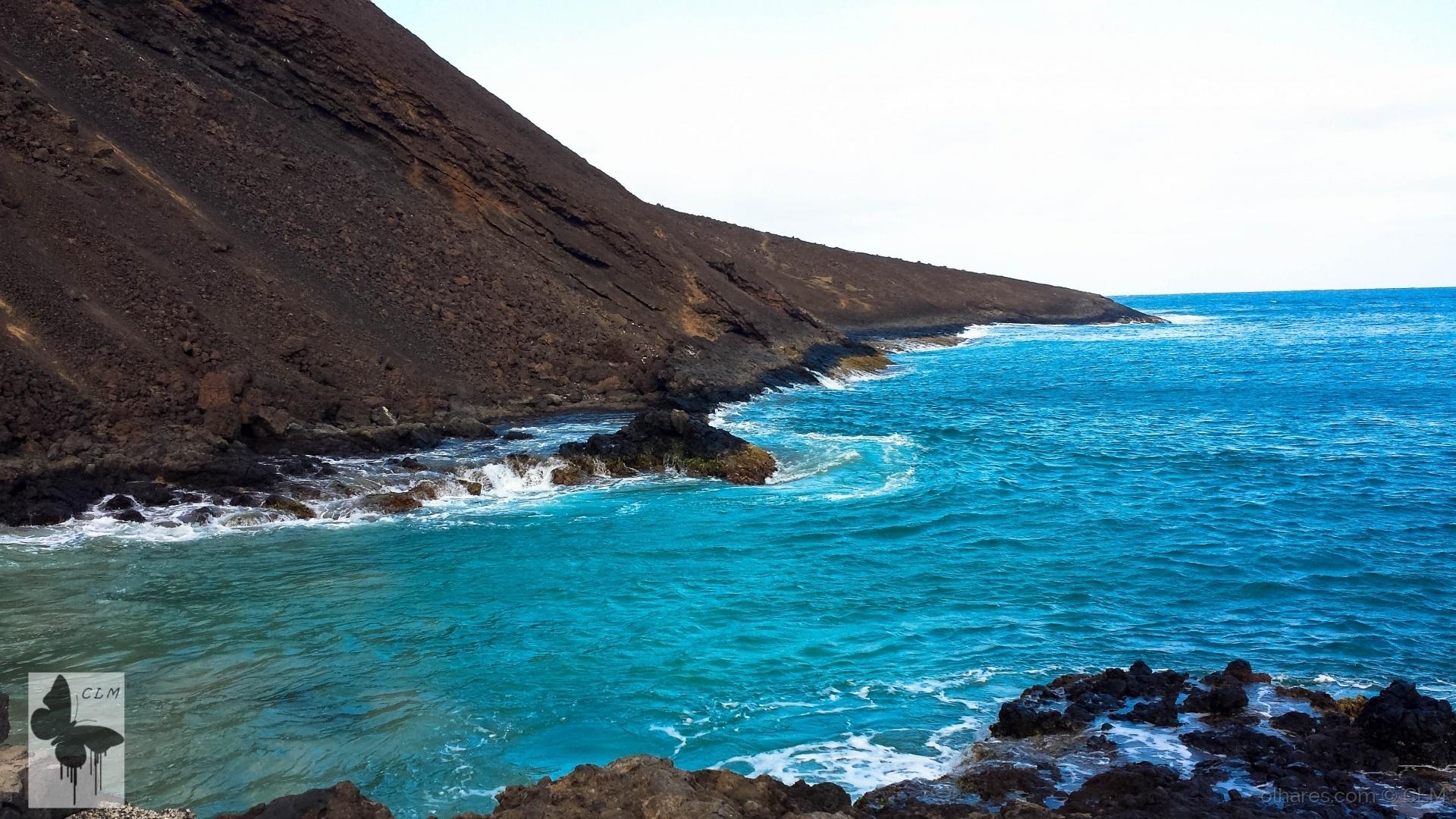 praia do calhau  mindelo  cabo verde foto de clm