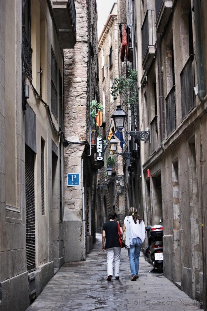 Paisagem Urbana/la calle